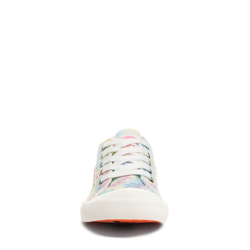 Jazzin Rainbow Tie Dye Sneaker. Shop Women's Sneakers