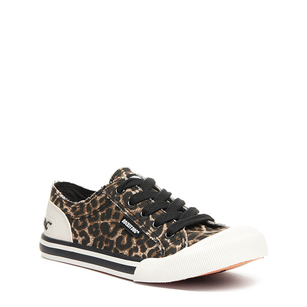 Rocket Dog® Jazzin Cheetah Print Sneakers