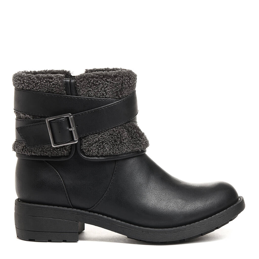 Trepp Black Boot