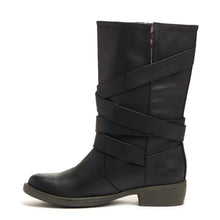 Truly Black Moto Boot