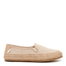 Wheelie Natural Slip-on Loafer