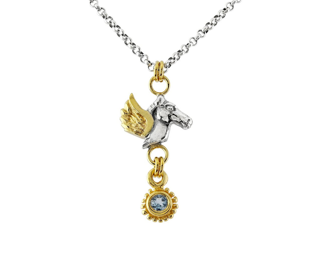 Aquamarine and New Arrivals, Pegasus