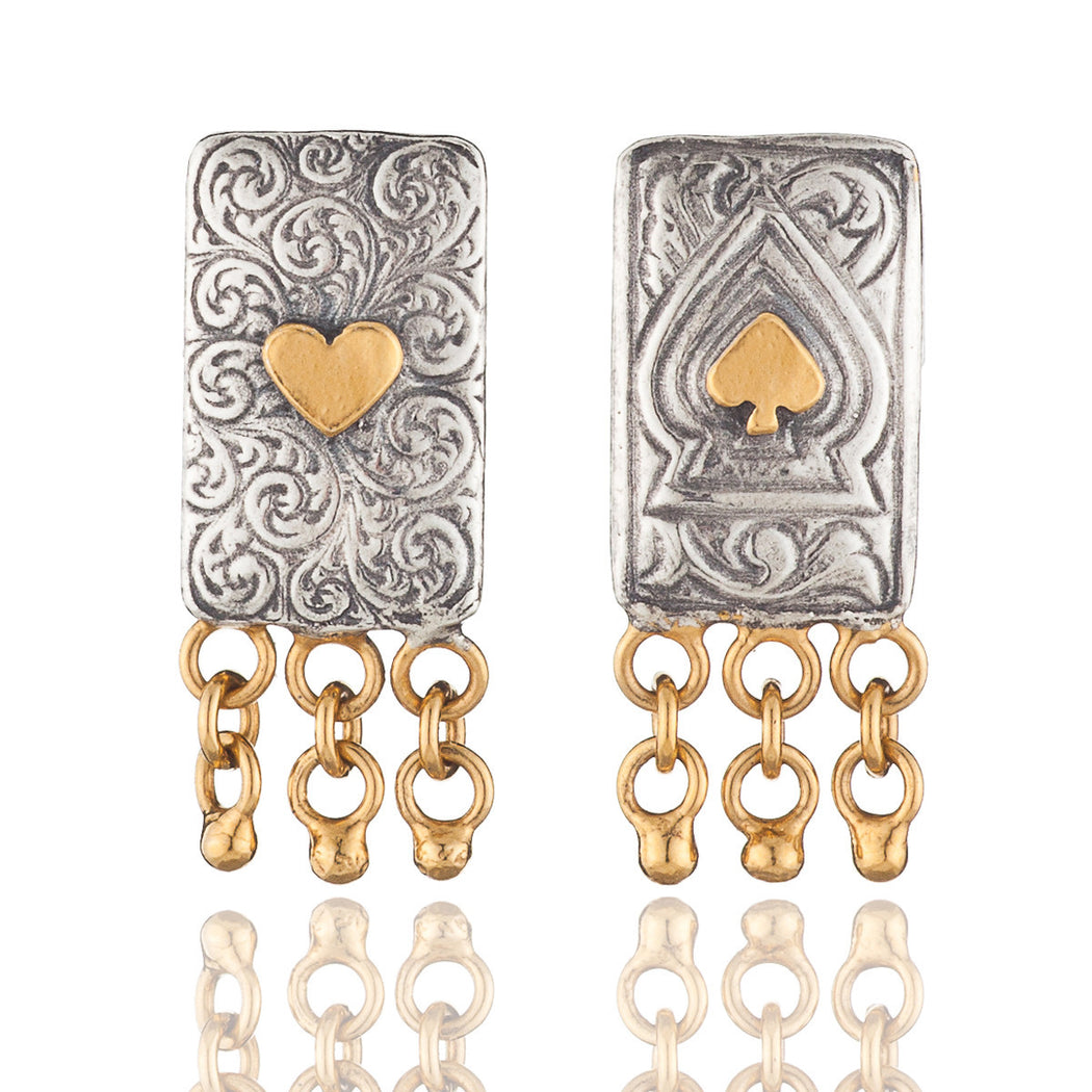 Knave Earrings