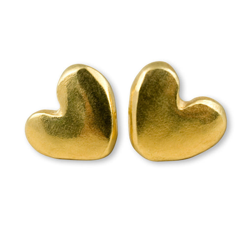 Chubby Heart Earrings