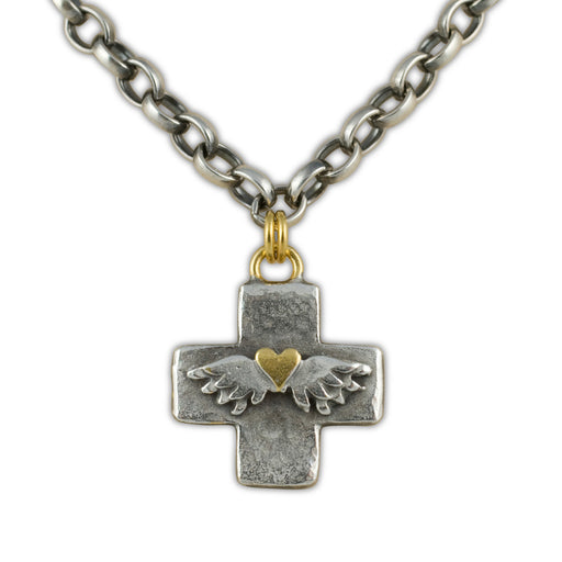 Bellini Cross Necklace