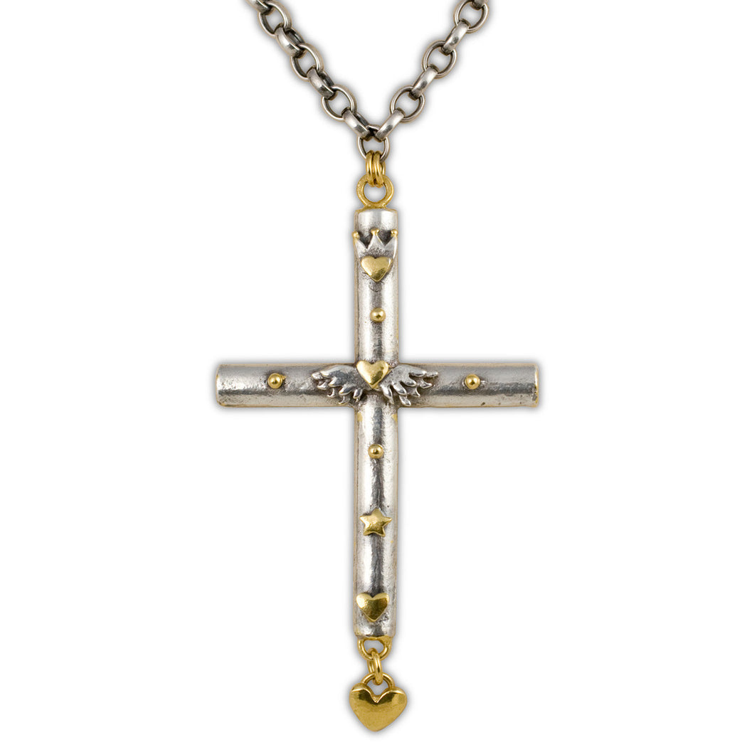 Assisi Cross Necklace