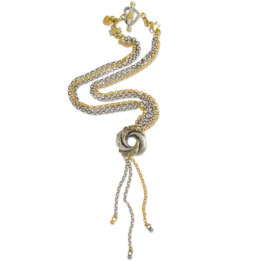 Algerian Loveknot Necklace
