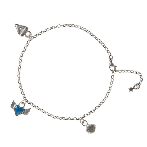 Sharks Tooth Anklet