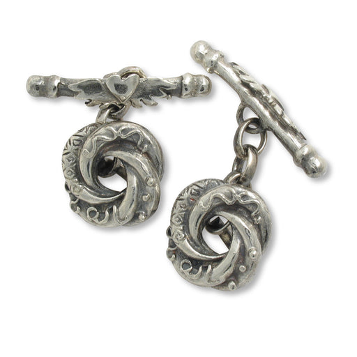 Mini Loveknot Cufflinks