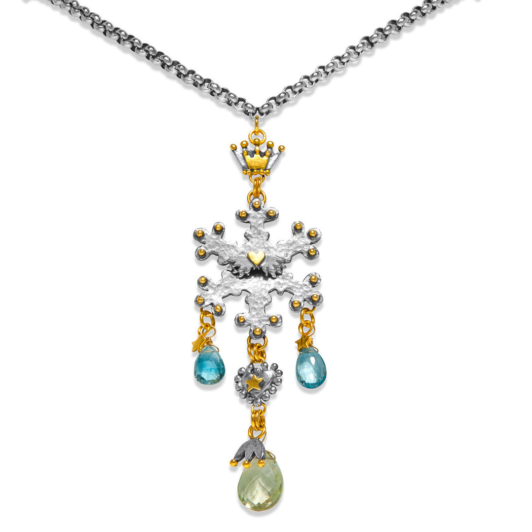 Snow Queen Necklace