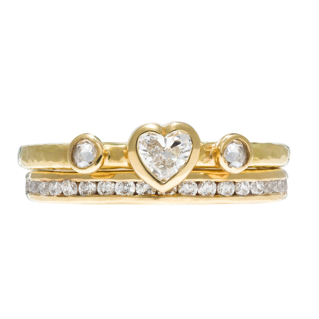 Diamond Sweetheart Ring
