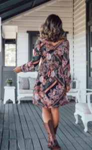 Sahara Tunic Dress