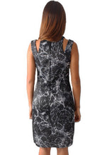 Marble Midnight Dress - My Bargains Boutique