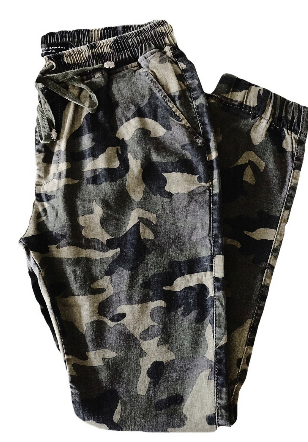 Camo Joggers - My Bargains Boutique