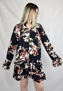 Sophie Tunic Dress - My Bargains Boutique