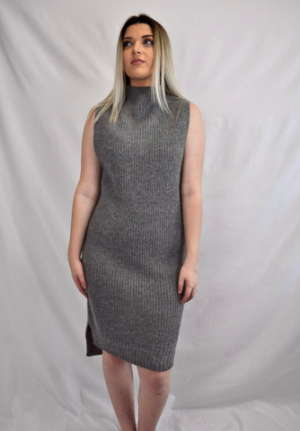 Gigi Knit Tunic Dress - My Bargains Boutique