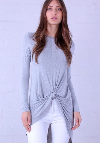 Knot Top - My Bargains Boutique
