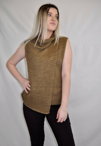 Nina Sleeveless Knit - My Bargains Boutique