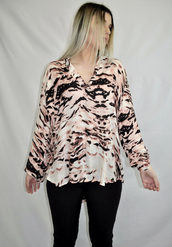 Pink Panther Blouse - My Bargains Boutique