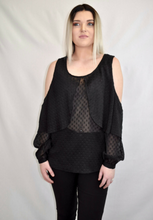 Jolie Flutter Top - My Bargains Boutique