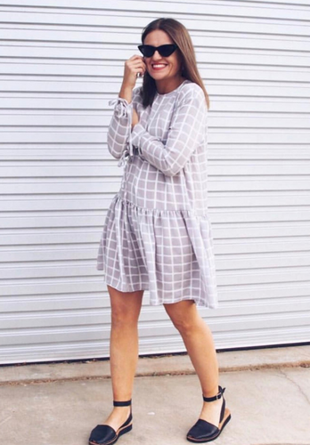 Jasmine Smock Dress - My Bargains Boutique