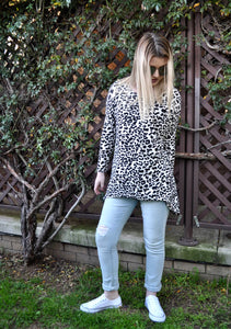 Leopard Top - My Bargains Boutique