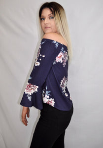 Grace OTS Top - My Bargains Boutique