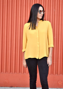Lara Flow Blouse - My Bargains Boutique