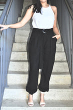 Jess Belted Pants - My Bargains Boutique