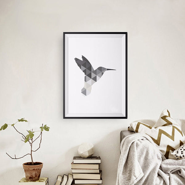 Hummingbird Geometric