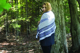 Aromi Shawl by La Cave à Laine Download pattern