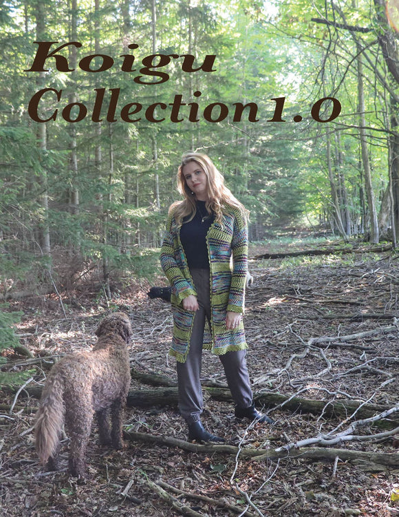 Koigu Collection  1.0 - Print + ebook