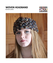 Load image into Gallery viewer, Woven Headband PDF - FREE