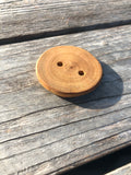 "Woodlot Buttons Medium 1.5"".  2 Pack"