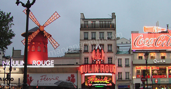 Moulin Rouge, Paris - Ref: 615