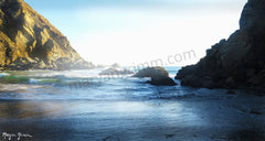 Pfeiffer Beach, Big Sur, California - Ref: 716