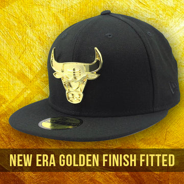 New Era Golden Finish 59Fifty Fitted