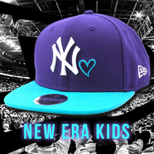 separation shoes 6df1c 5969a New Era Kids Hats