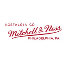 Mitchell Ness Sticker