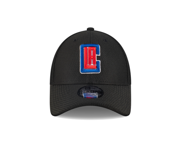 New Era 9Forty Snapback Black Hex Los Angeles Clippers
