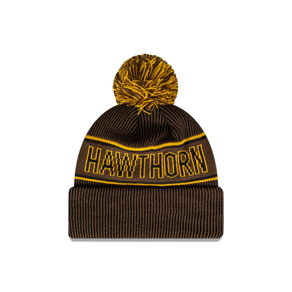 New Era Knit AFL 2021 Hawthorn Hawks