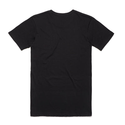 AS Colour Staple Tee Black