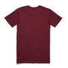 AS Colour Staple T-Shirt Burgundy
