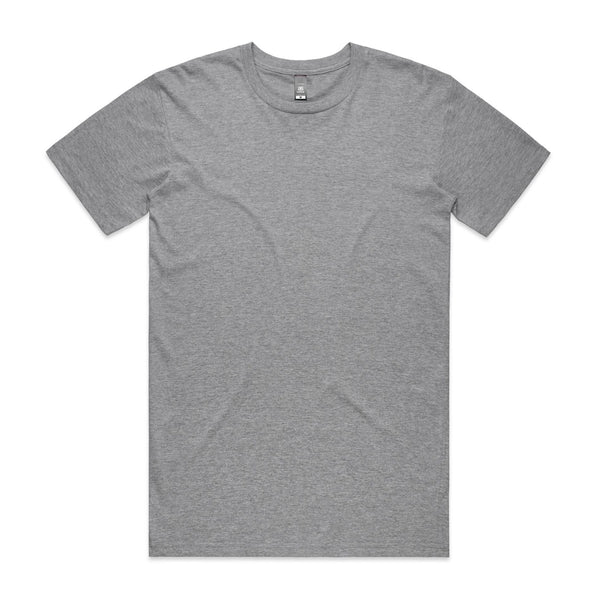 AS Colour Staple Tee Grey Marle
