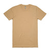 AS Colour Staple T-Shirt Tan