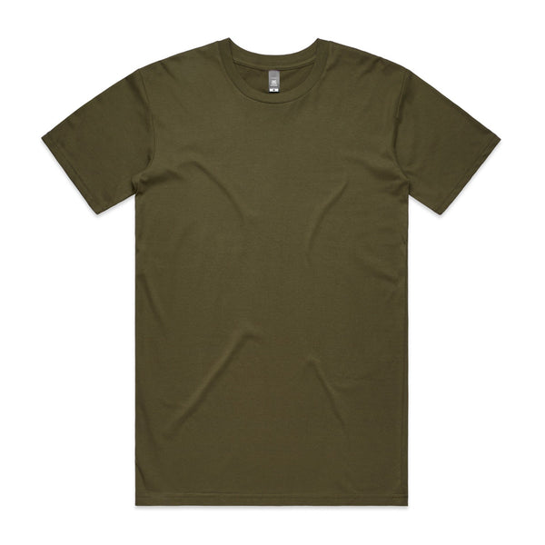 AS Colour Tall Tee Army