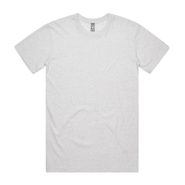 AS Colour Staple Tee White Marle