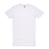 AS Colour Tall T-Shirt White