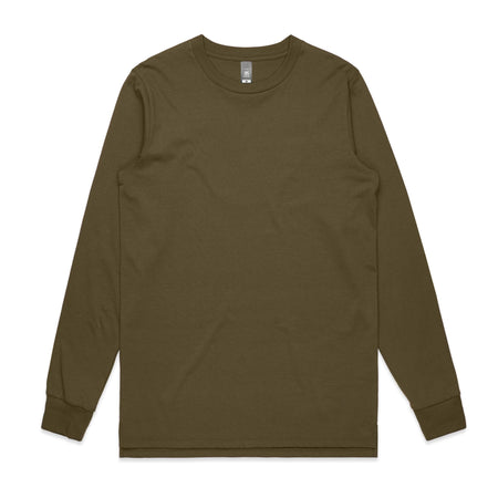 AS Colour Long Sleeve Army