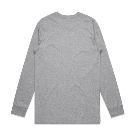 AS Colour Base Long Sleeve Grey Marle